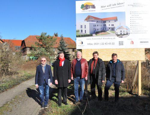 Für jung und alt: Neubauprojekt in Rieseberg