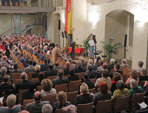 Schöninger Jahresempfang: Positive Zeichen für die Zukunft