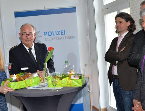 Wechsel in der Helmstedter Polizeiführung