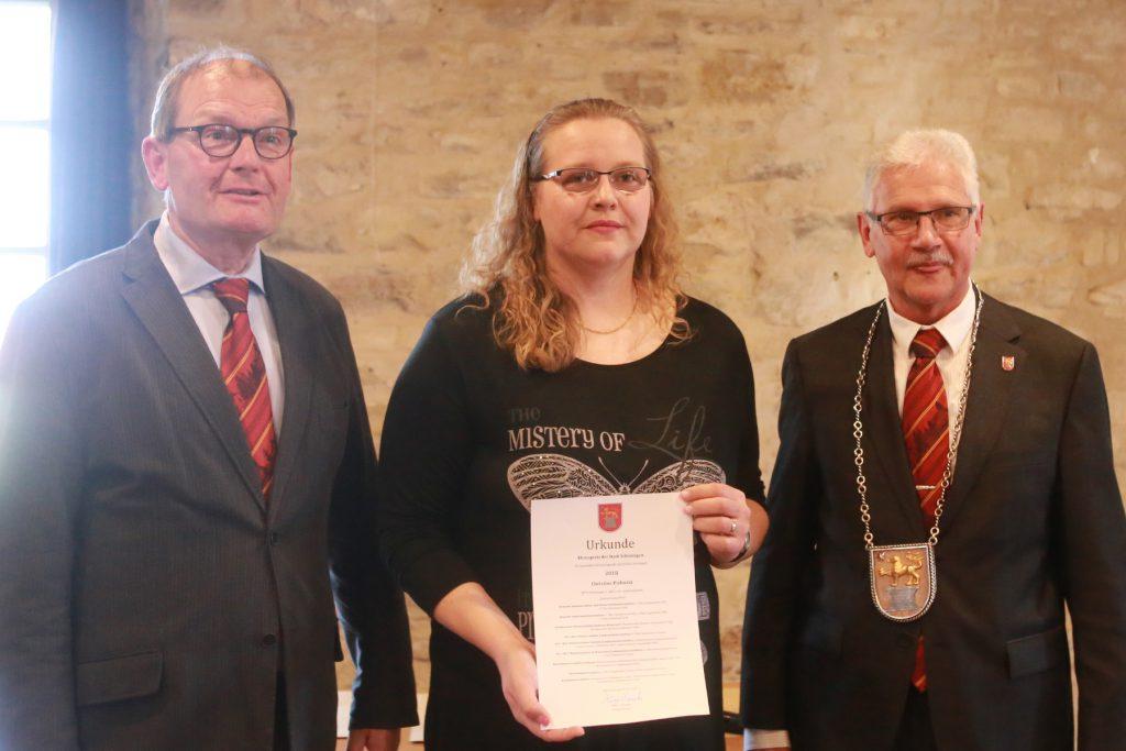 Christine Piehozki (MTV Schöningen)