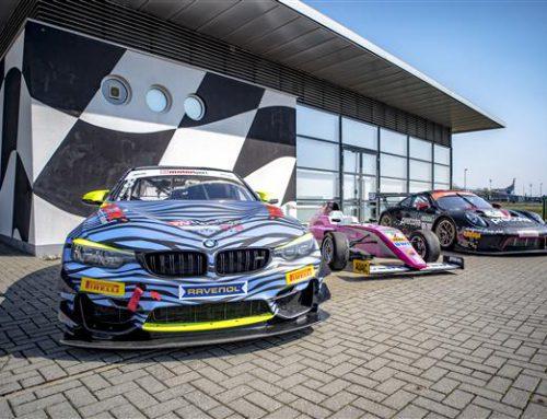 Buntes Renn-Programm in der Motorsport Arena