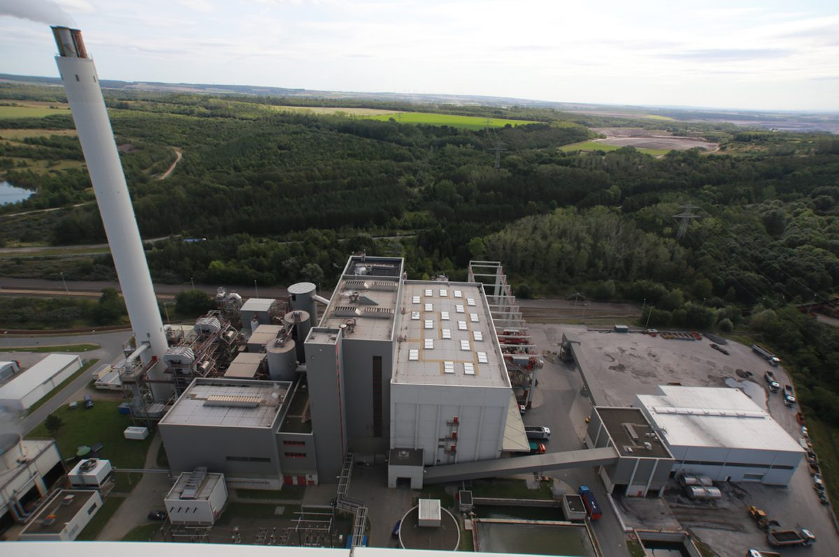 Die TRV könnte das notwendige CO2 für das Projekt liefern.