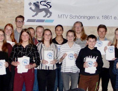 Hohes Niveau: MTV Schöningen ist  der größte Sportverein der Stadt am Elm