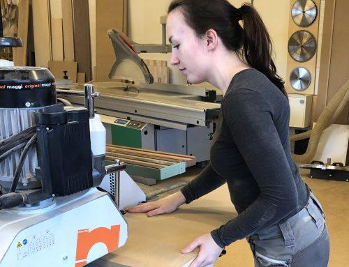 Michelle Kubiczek: Eine deutsche Handwerker-Azubine in Norwegen