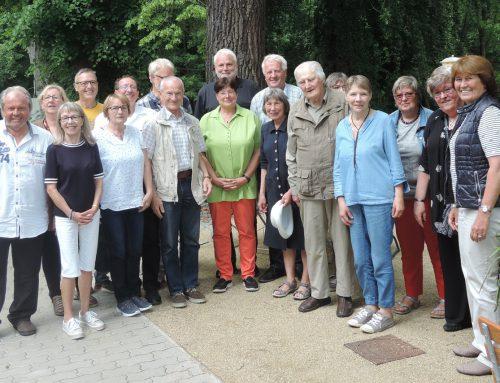 Klassentreffen nach 50 Jahren: Realschüler feiern 'goldenes' Wiedersehen