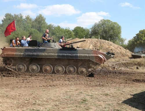 17. Militärtechnik- und Oldtimertreffen in Ohrsleben