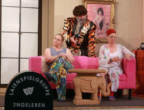 Theater um ein Freudenhaus: Laienspielgruppe kommt nach Grasleben