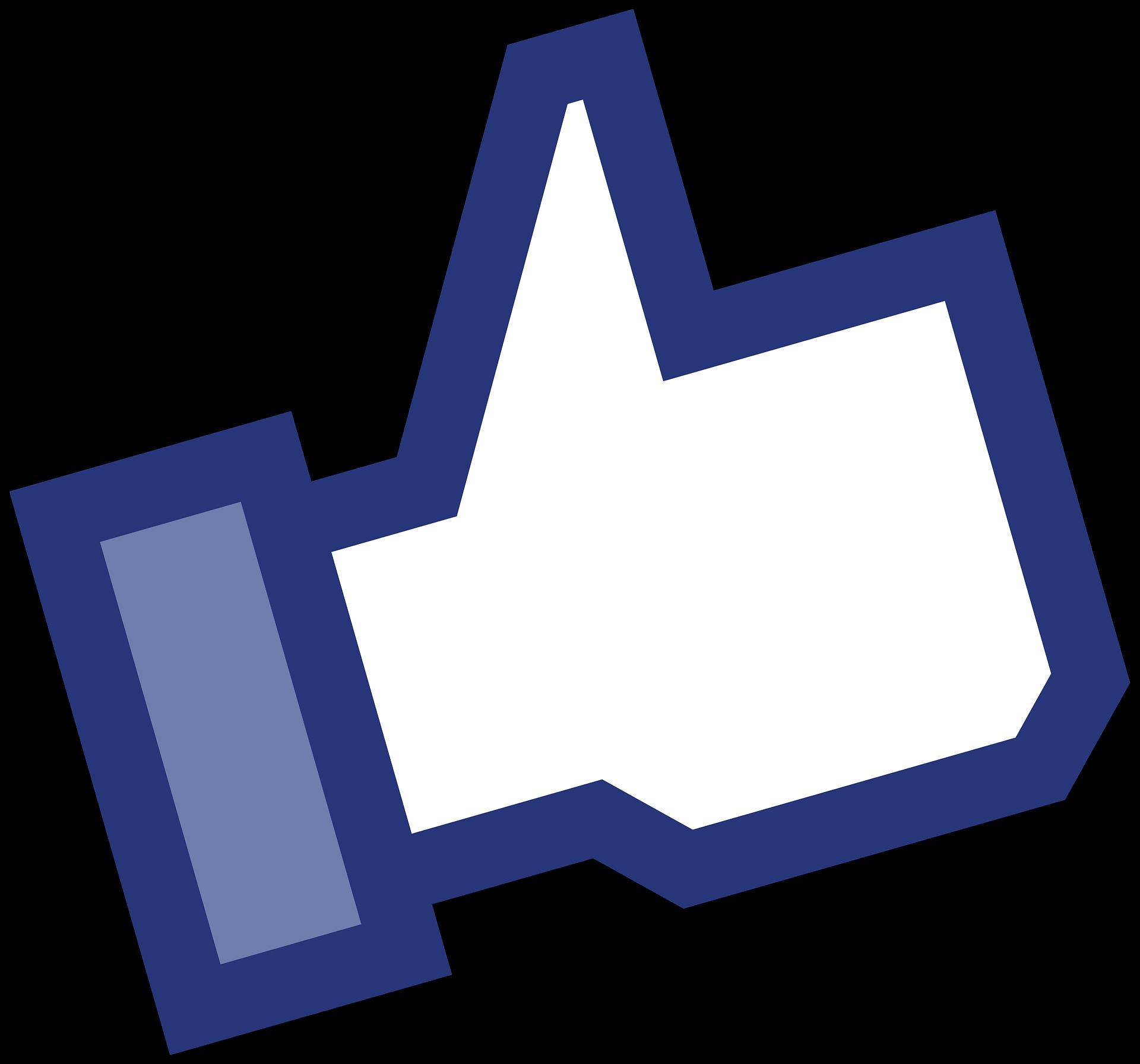 """Daumen hoch! Ein gekenzeichnetes """"Gefällt mir"""" kann strafrechtliche Folgen haben. Foto: pixabay.com"""
