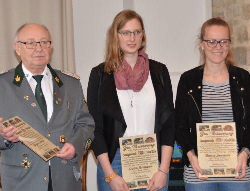 Auch im Jubiläumsjahr wurden ehrenamtliche Nord-Elmer geehrt