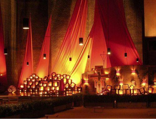 Ökumenischer Abend der Lichter
