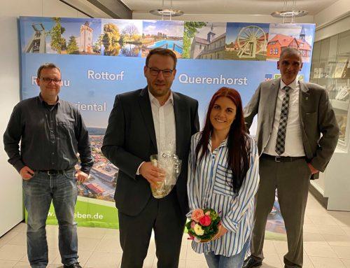Gero Janze bleibt Samtgemeindebürgermeister