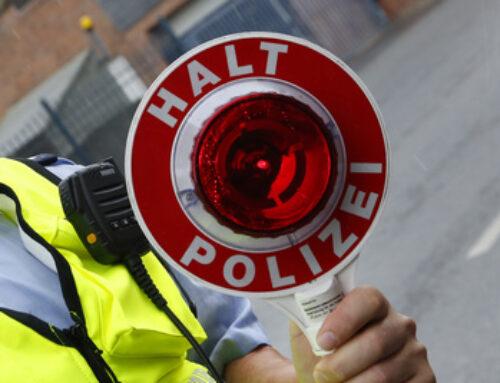 Polzei meldet mehrere Verstöße gegen das Betäubungsmittelgesetz