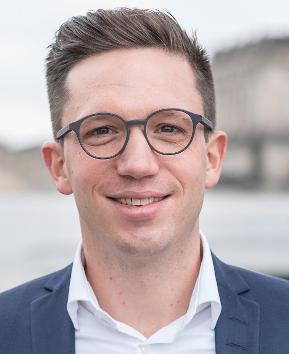 Falko Mohrs kann als Mitglied des Bundestages eine positive Bilanz ziehen und stellt sich erneut zur Wahl.