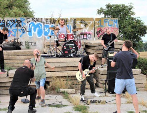 """""""Von heute für immer"""": Band Norfolk drehte in Sachen-Anhalt und Niedersachsen"""