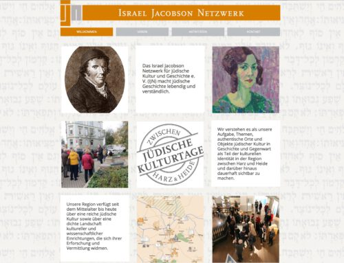 Jüdische Kulturtage starten am Sonntag online