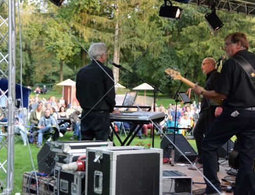 Helmstedt machte auch ohne Strom Musik