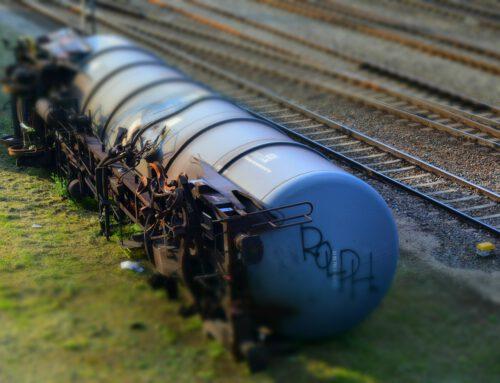 Zug entgleist, Bahnstrecke gesperrt, kein Halt in Helmstedt