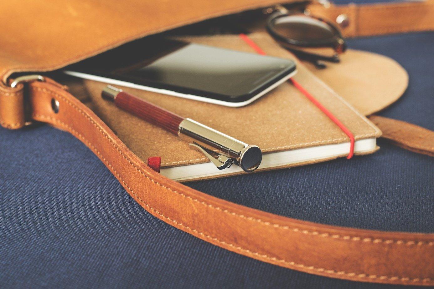 Taschenkontrollen- und abgaben sind grundsätzlich rechtlich gere-gelt. Foto: LUM3N/ pixabay.com