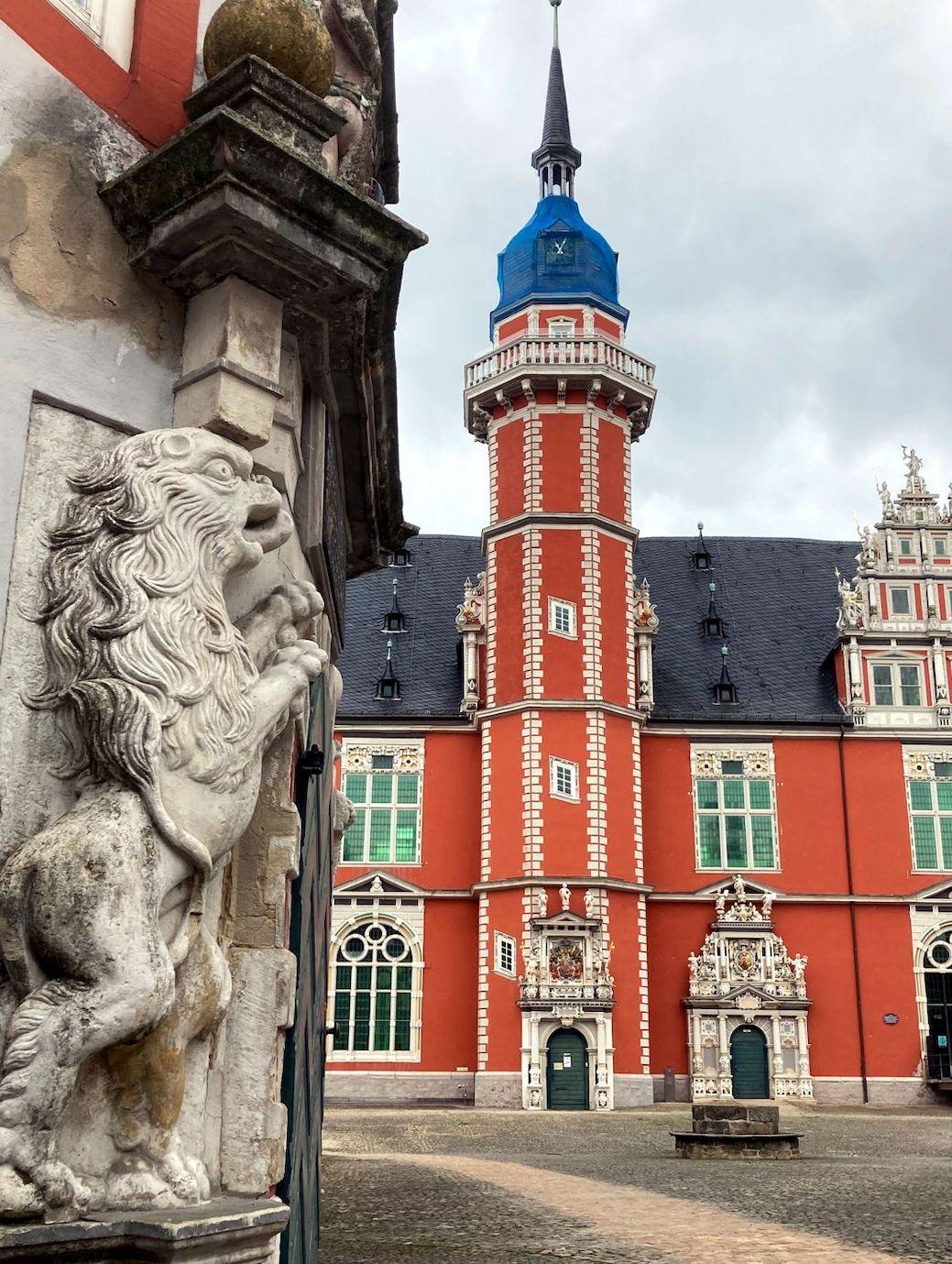 Wissenwertes über das Universitätsleben in Helmstedt können Interessierte während der Städteführung am Pfingstsonnabend, 22. Mai, erfahren. Foto: Martina Hartmann