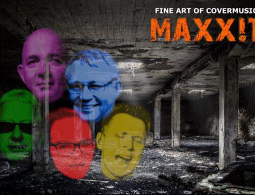 "Band ,,MAXXIT"" tritt im Waldbad auf"