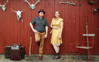 """,,The Kentucky Tragedy"""" ist eine der Bands, die am Mittwoch, 7. Juli, im Waldbad Birkerteich auftreten wird. Foto: privat"""
