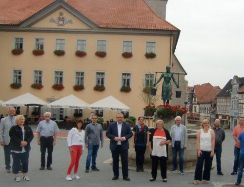 SPD Schöningen lädt zum politischen Frühschoppen ein