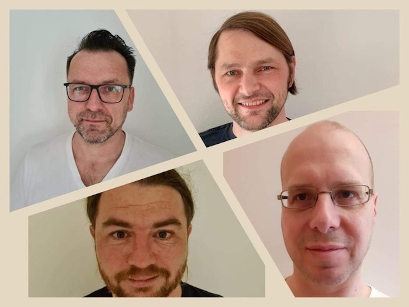 """Die Band ,,Still Ten Days"""" aus Braunschweig will am Mittwoch, 25. August, das Publikum begeistern. Foto: privat"""