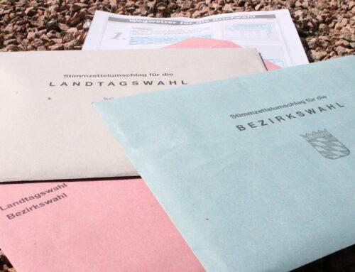 Briefwahlunterlagen können gleich mitgesendet werden – Ist das wirklich so?