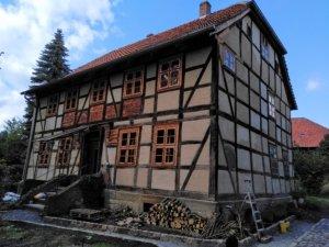 """Das """"Brennecke-Haus"""" in der Hauptstraße 24 öffnet seine Türen"""