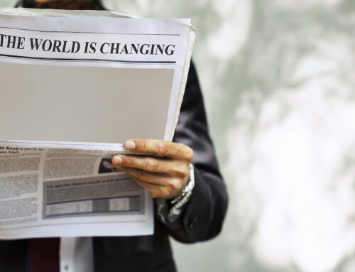 Monatsthema August: Journalismus im Wandel der Zeit